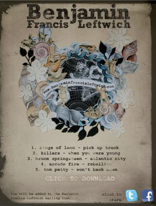 Benjamin-Francis-Leftwich-Free-Covers-EP