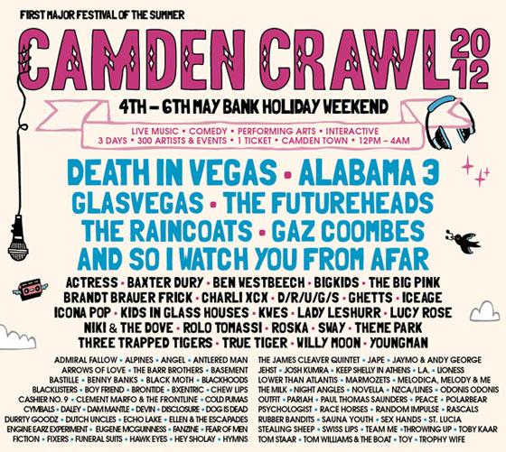 Camden-Crawl-2012-Lineup