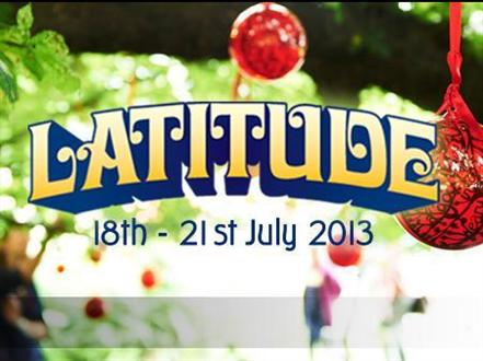 First Acts Announced For Latitude Festival 2013