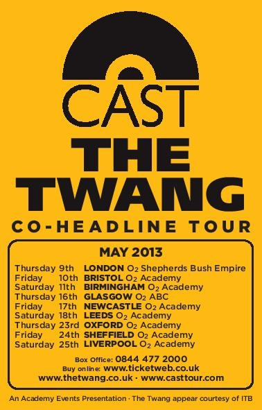 Cast / The Twang (Competition)