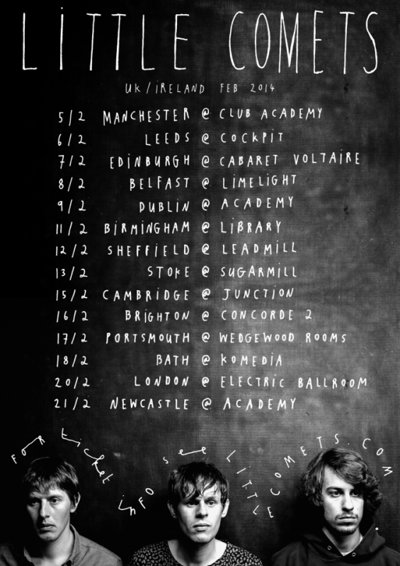 Voltaire Tour Dates