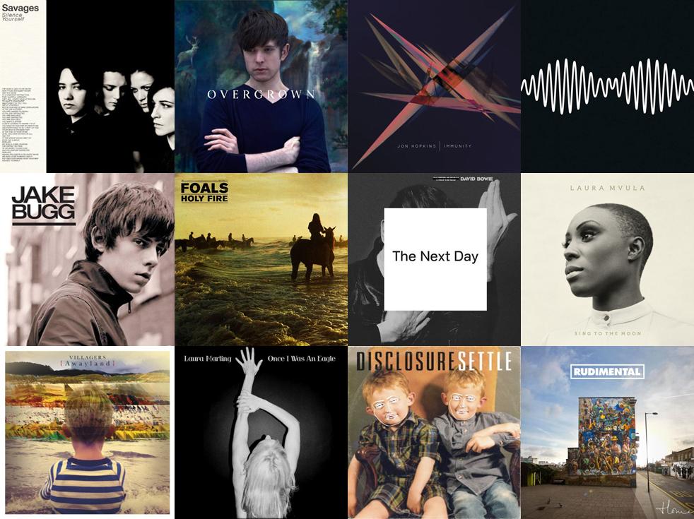 Mercury Music Prize Shortlist