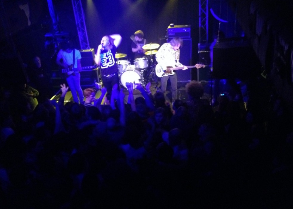 The Orwells - Thekla, Bristol, Saturday