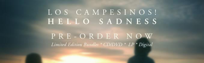 Los Campesinos! Hello Sadness Pre-order Bundle