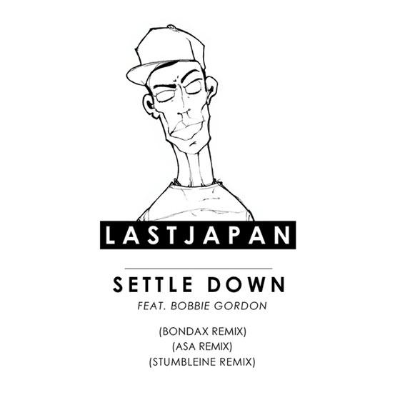 Last Japan - Settle Down EP