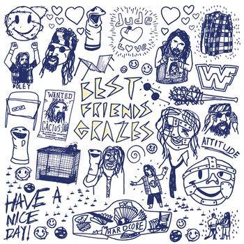 Best Friends/Grazes - Split Tape