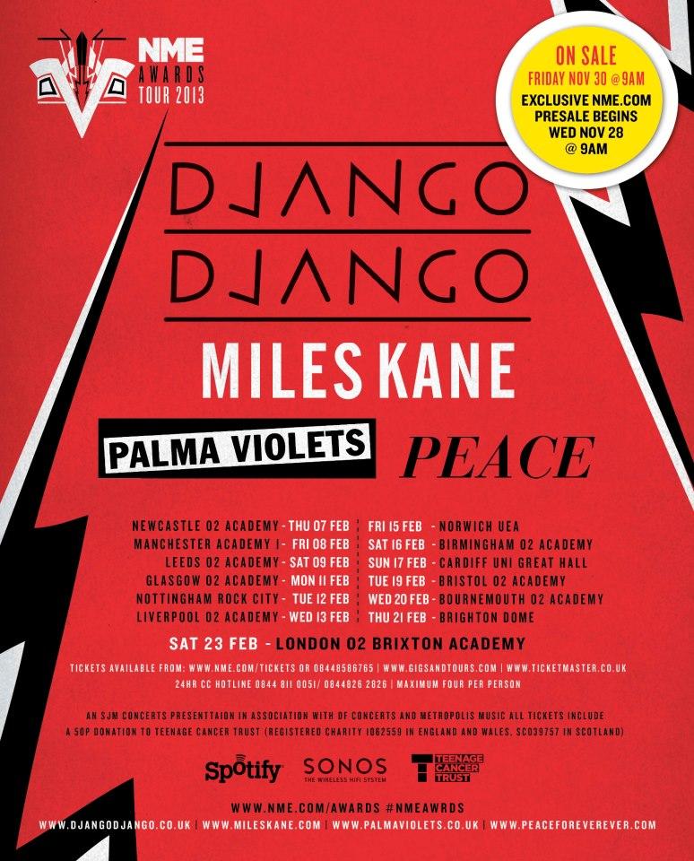 NME-Awards-Tour