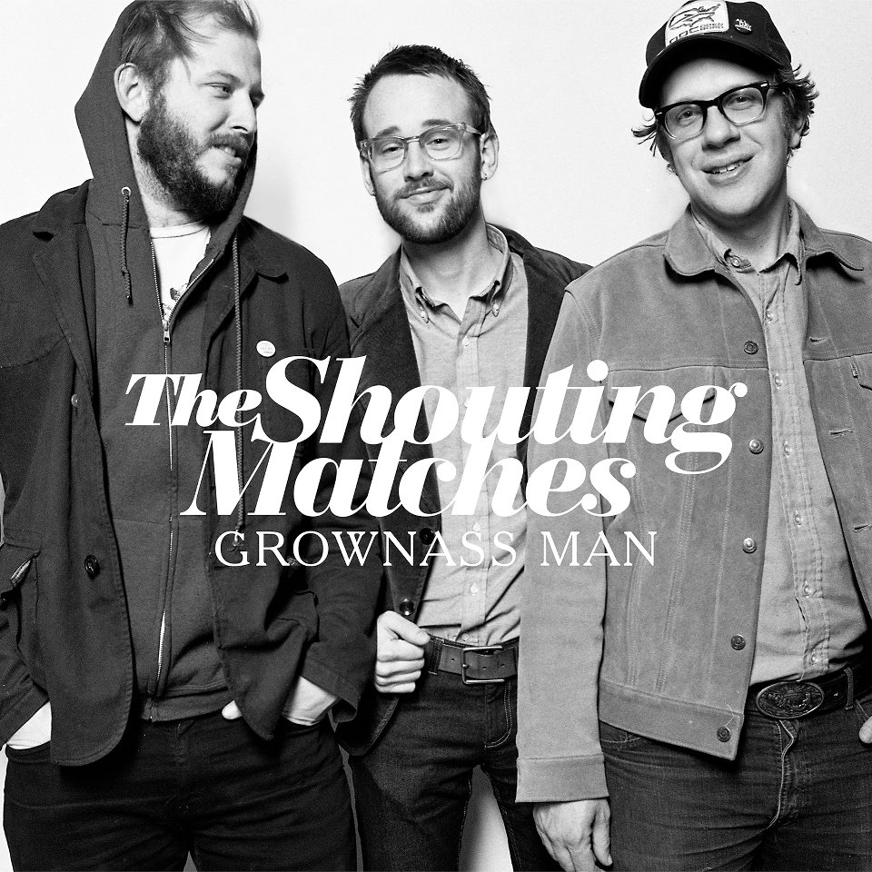Debut Album From The Shouting Matches