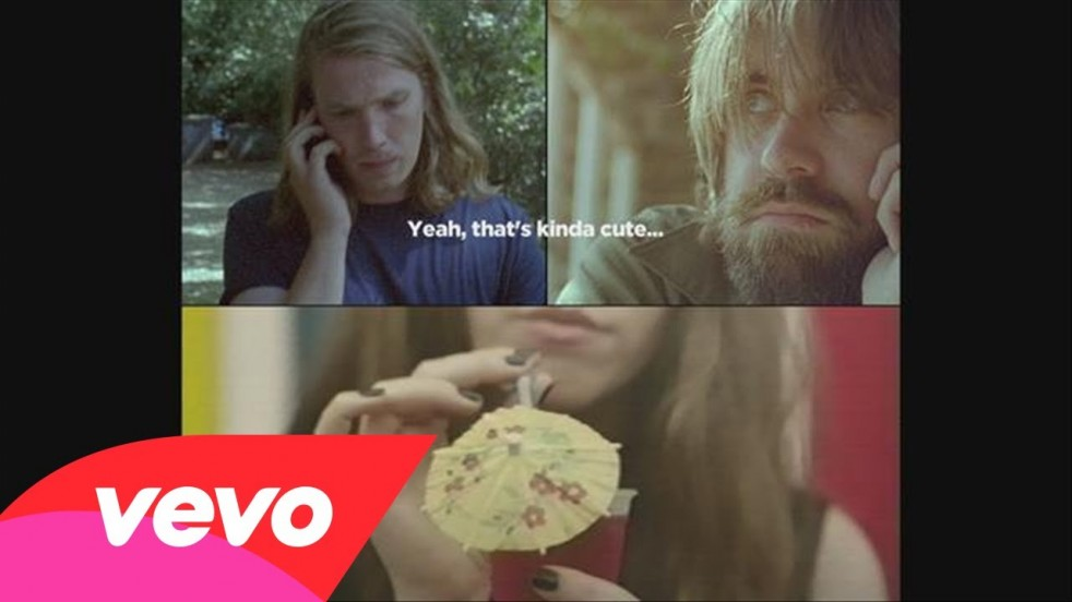 Video: The Vaccines - Melody Calling